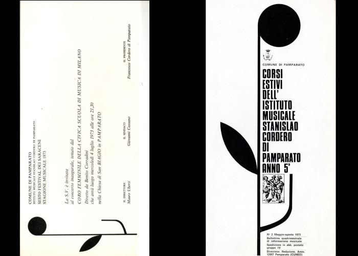 istituto musicale stanislao di pamparato_1975_programma + invito