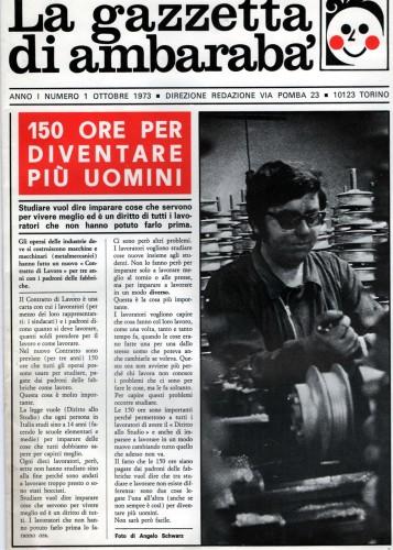 la gazzetta di ambarabà_1972
