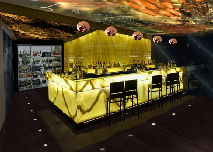 loung a champagne_ bar
