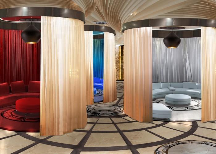 lounge à champagne_ priveé