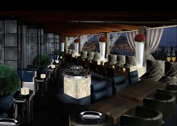 lounge à champagne_ terrace