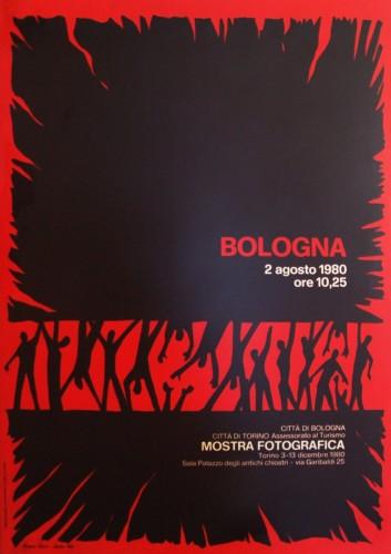 mani tese_1980_mostra fotografica bologna_poster