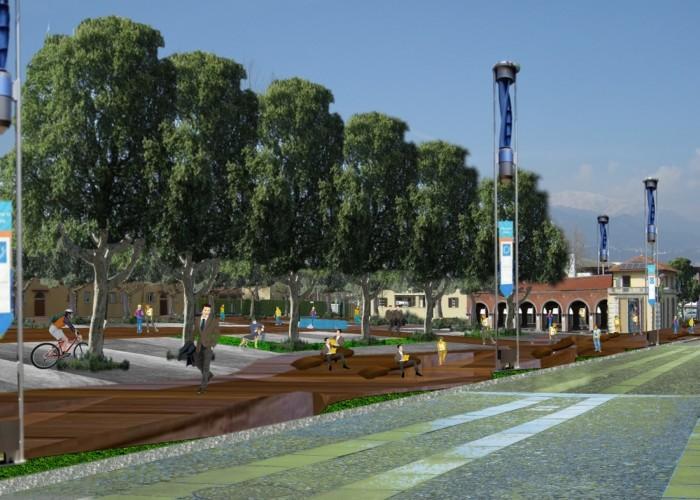 parco Riva_Avigliana_ 2011_piazza popolo-collina