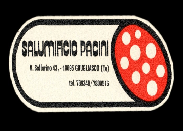 salumificio pacini_1970_logo