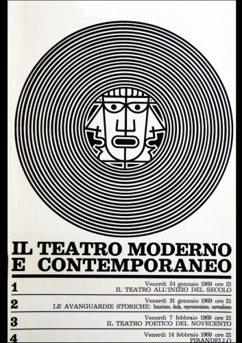 teatro contemporaneo e moderno_locandina