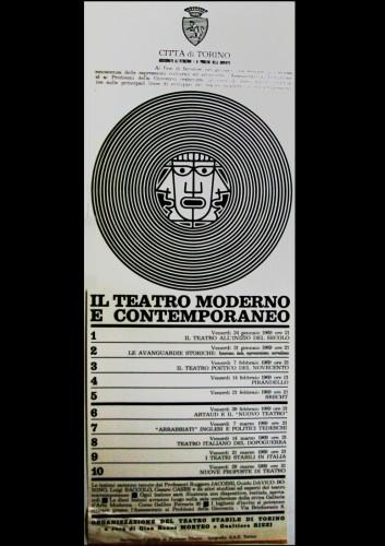 teatro contemporaneo e moderno_manifesto